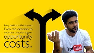 Understand Opportunity Cost in HINDI