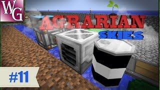 Agrarian skies 2 - MFR + Agricraft = превосходство #11 (Minecraft 1.7.10)