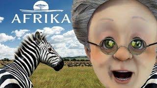 [LIVE] バーチャルおばあちゃんがはじめてAFRIKA(アフリカ)
