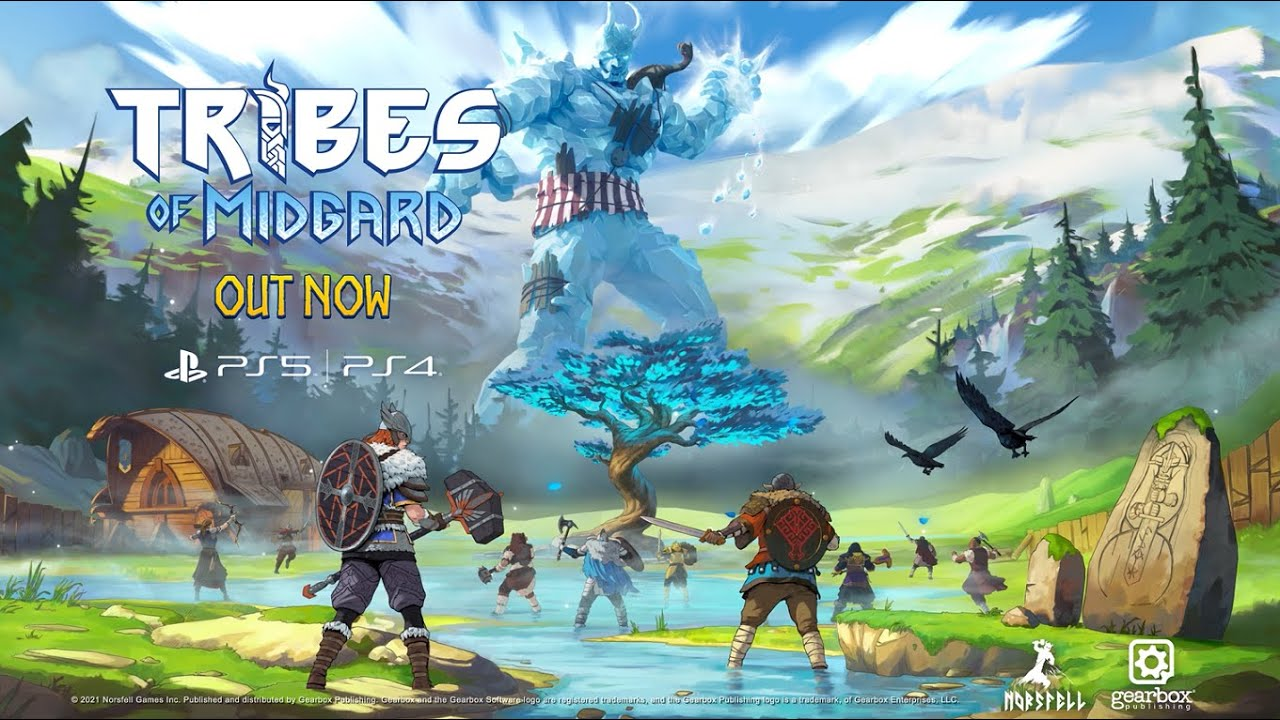 Tribes of Midgard: 라그나로크(Ragnarök)가 다가왔습니다 !