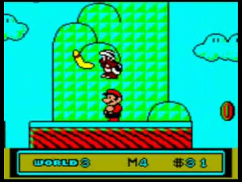 Super Mario 3 Special (Gameboy Color Pirate)