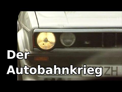 [HD] Doku: Der Autobahnkrieg (1991)