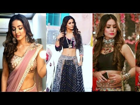 New designer outfits design ideas/Trendy silver jewellery design makeup ideas inspired by Hina