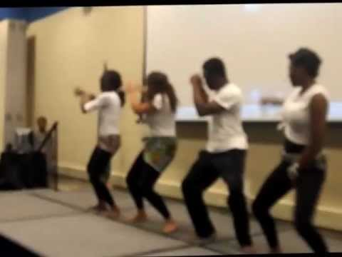 Prince Georges Community College ASU Dance Team
