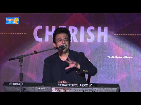 Adnan Sami Performance At Subhash Ghai B'day Celebration 2016 along With Singer Sukhwinder Singh