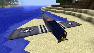 Как сделать механический самолет в Minecraft PE 0.15.6/0.16.0! Без модов!(Как сделать самолет в майнкрафт пе? Ответ в видео! Скачать: [http://adf.ly/1ccMys] ВК: https://vk.com/ra3ershow ПАБЛИК: https://vk.com/raze..., 2016-07-25T13:44:40.000Z)