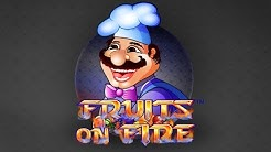 Fruits on Fire deluxe - €1.000 win on Respin feature