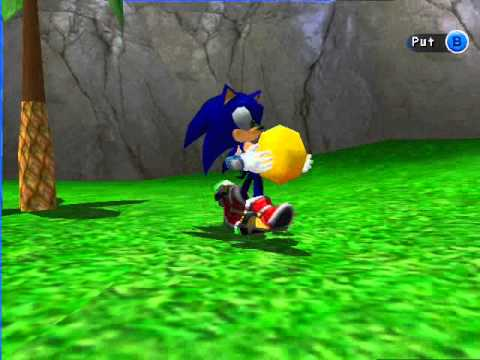 how to make a ghost chao in sonic adventure 2