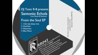 Santonio Echols - Overflow (Original Mix)