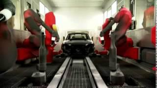Razor thin brilliance   High Tech in the Audi paint shop