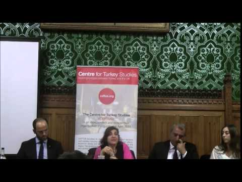 Westminster Debate 'The Republican People's Party's (CHP) Political Outlook in the 'New Turkey' 3