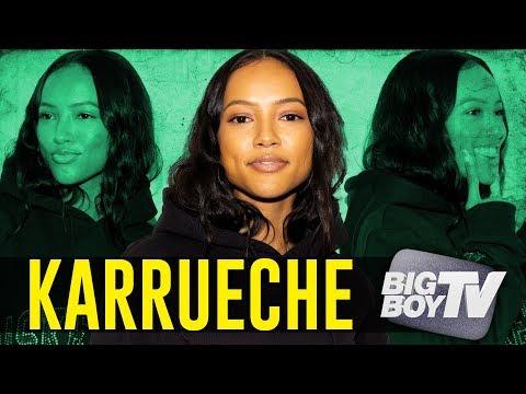 Karrueche on Her Movie 'Never Heard', New Relationship, Makeup line & A lot more! thumbnail