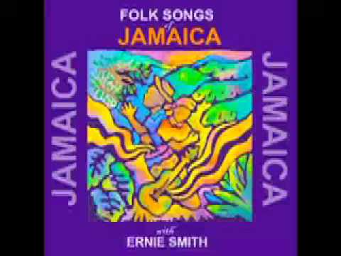Folk Songs of Jamaica with Ernie Smith _Slide Mongoose