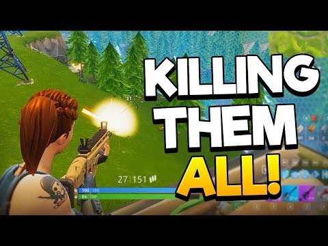Fortnite battle Royale First Stream Come join Play with us [PS4]