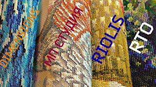 Мои процессы за ноябрь: Dimensions, МП студия, Riolis и RTO