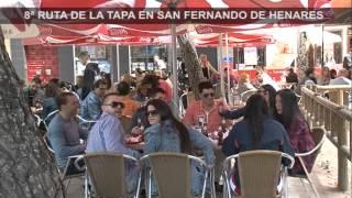 VIII Ruta de las Tapas San Fernando de Henares