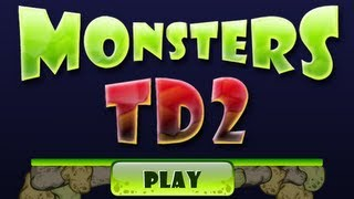 Monsters TD 2-Walkthrough