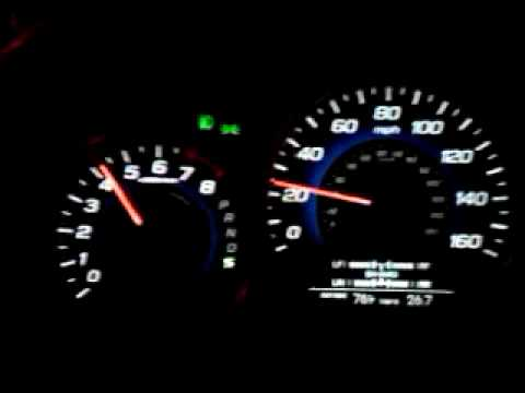 2009 Acura Rl 0 60