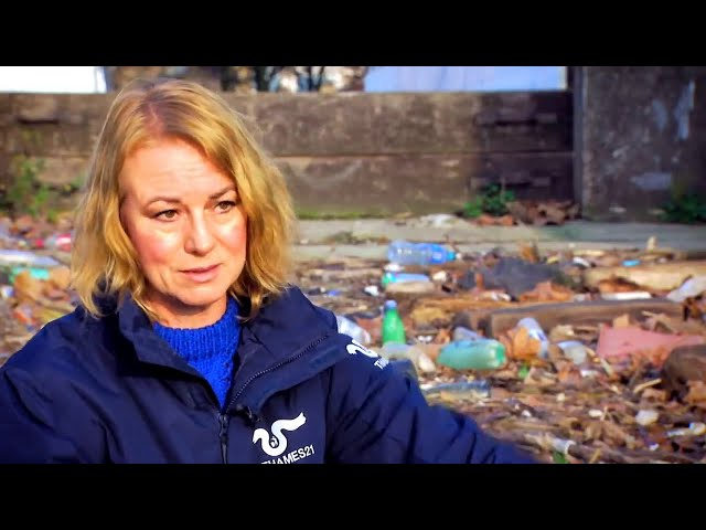 Special report  A Plastic Tide   #OceanRescue
