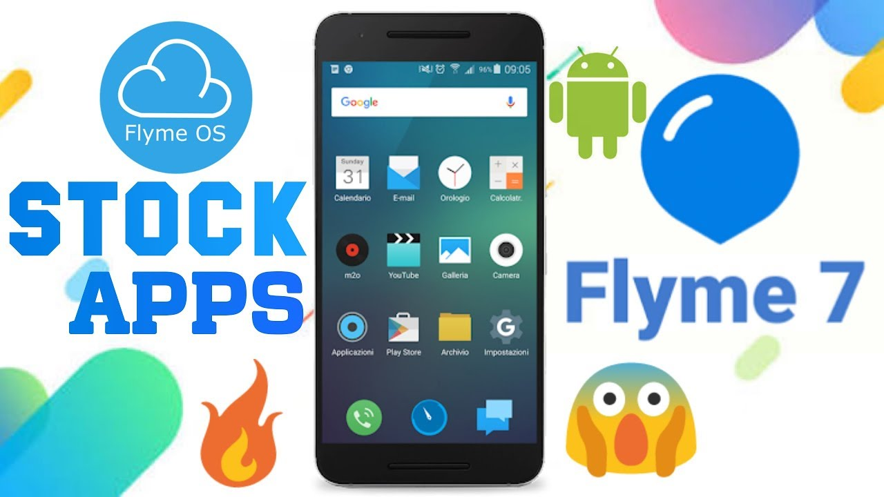 Flyme 7 Stock Apps||Launcher,Camera,Assistant,File manager,Gallery||