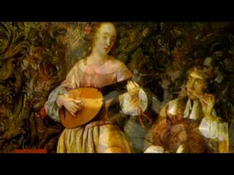Galliard Ecce quam Bonum by Anthony Holborne 1545-1606 viol consort & recorder
