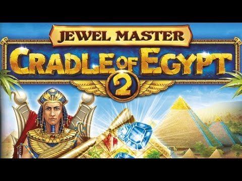 CGRundertow JEWEL MASTER: CRADLE OF EGYPT 2 for Nintendo DS Video Game Review