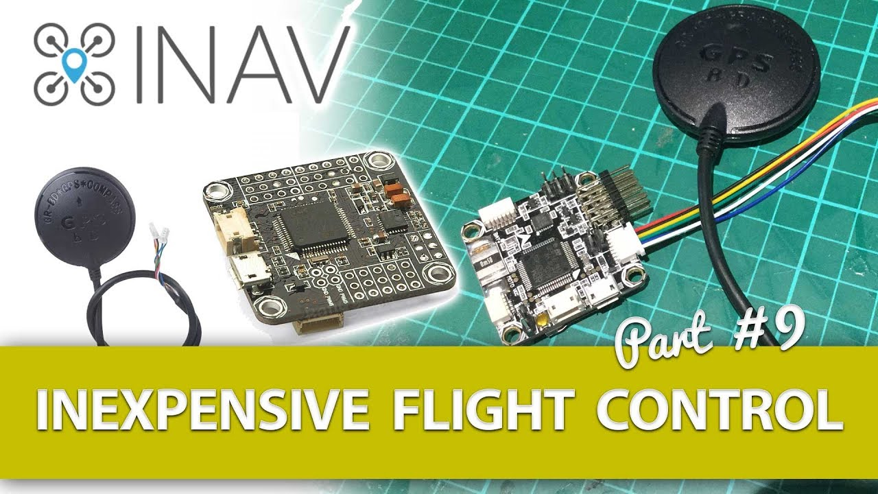 maxresdefault part 9 flashing inav onto your flight controller board (omnibus  at panicattacktreatment.co