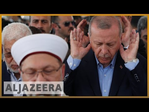 Turkey: Erdogan slams