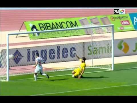 Download هدف الوداد البيضاوي 1-0 المغرب الفاسي 22/05/2016 WAC 1-0 MAS