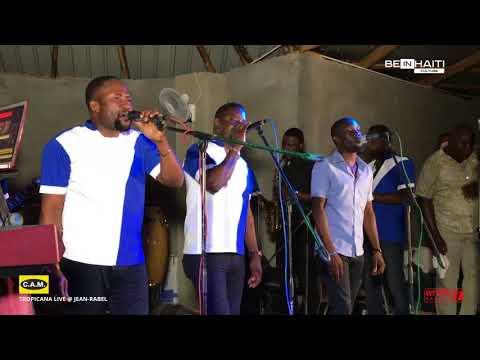 INGRATITUDE  - TROPICANA D'HAITI - LIVE @ JEAN RABEL 24 JUIN 2018