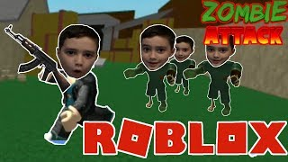 Loryk GAME is trying to protect us from ZOMBIES! How to be the RICHEST??? ROBLOX: Zombie MOD #roblox