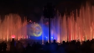 hurry home full new world of color pre show at disney california adventure 2017