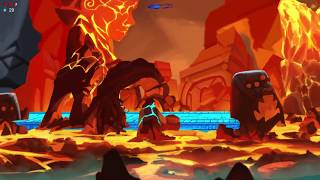 Larme - 2D Sci-Fi Platforming Adventure Set in a Beautifully Painted Biomechanical World