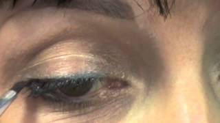 Minerale eyeliner make-up tips video Thumbnail