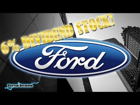 Best Dividend Stock Is Ford Robinhood App Youtube
