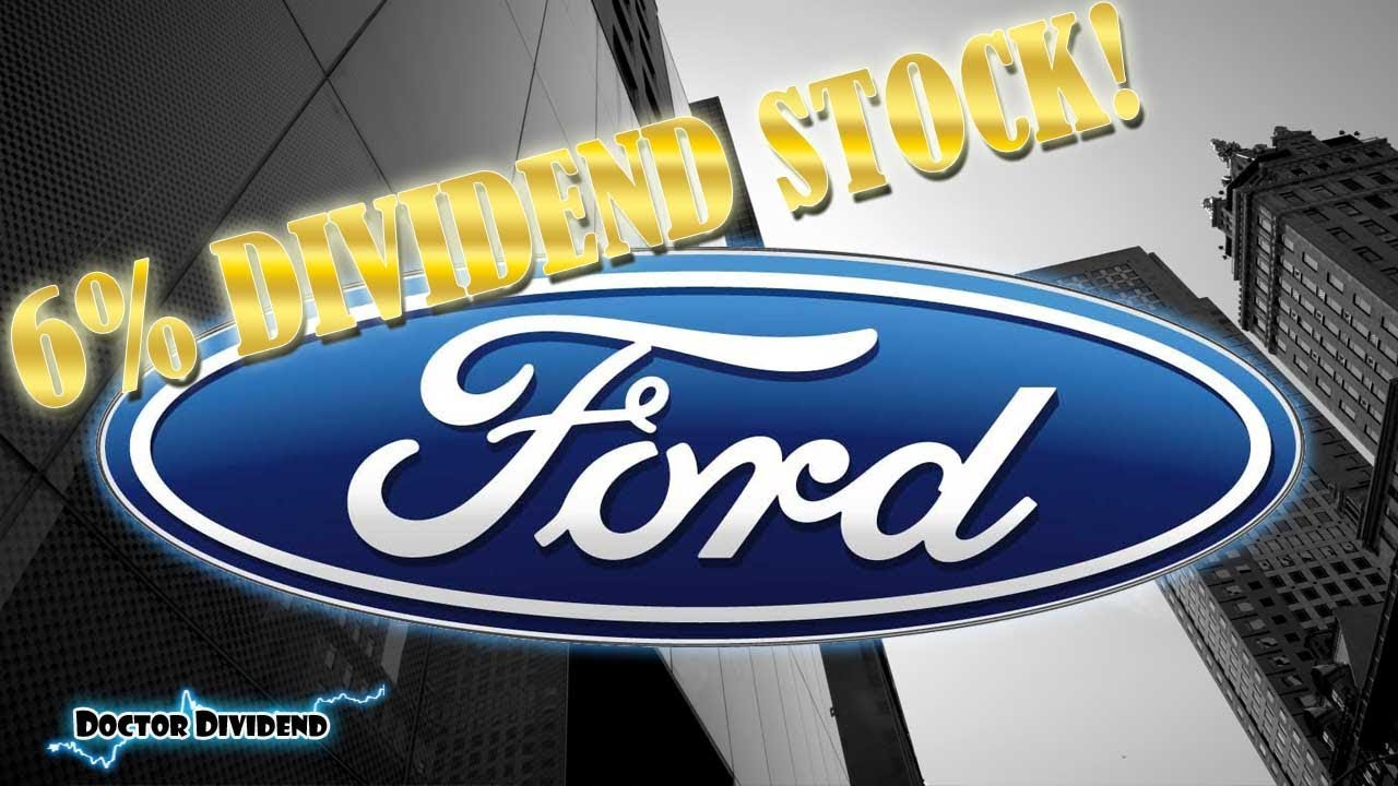 BEST DIVIDEND STOCK is FORD? | Robinhood APP
