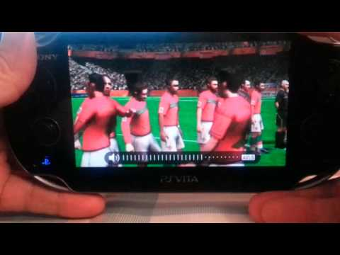 2010 Fifa World Cup South Africa PS Vita