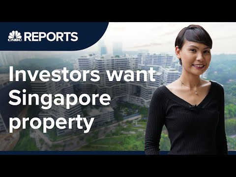 Why Real Estate Investors Are Flocking To Singapore | CNBC Reports
