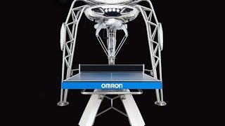 Forpheus 3rd generation ping-pong robot