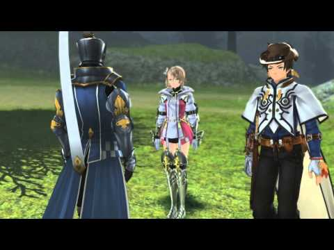 Tales of Zestiria - Finding The First Lord of the Land PS4 HD Gameplay
