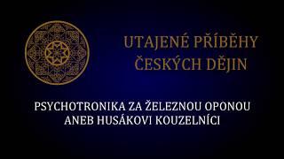 Prima TV - úvodní znělka seriál Utajené příběhy českých dějin