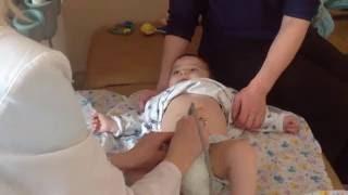 Делаем УЗИ в 5 месяцев (Our child's first ULTRASOUND)