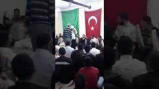 Gambar cover SEYYID ŞEYH FADIL GEYLANI HZ 29.11.2018 AHMED ER RUFAI DERGAHINDA DEF ZIKRI