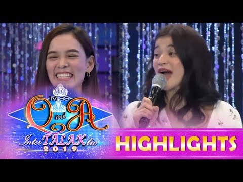 It's Showtime Miss Q and A: Anne teaches Ate Girl Jackque how to sing