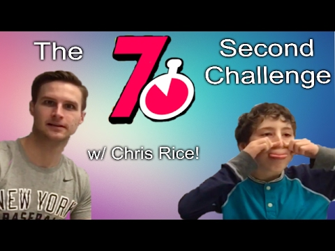 The 7 Second Challenge (feat. Christopher Rice)
