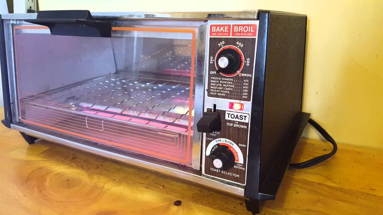 General Electric Toaster Oven ~ General electric ge toast r oven toaster broiler