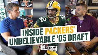 The Little-Known Story Behind Aaron Rodgers' Draft Day