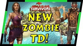 Dead Island: Survivors - ZOMBIE TOWER DEFENSE FOR MOBILE | MGQ Ep. 141