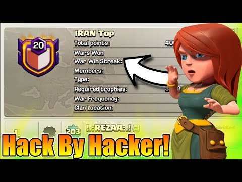 OMG😲Level 20 Clan Hacked By Hacker! | How To Avoid Clan Hacking In Clash Of Clans