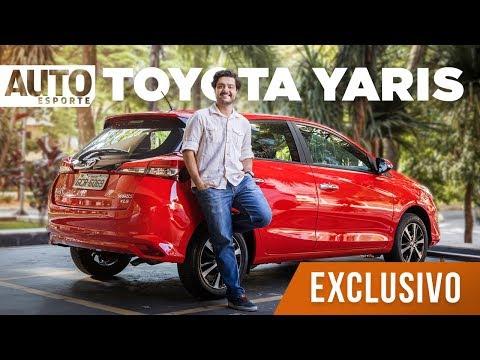 Toyota Yaris: o que ele tem de Corolla e o que vem do Etios?